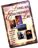 Living an Extraordinary Life book cover